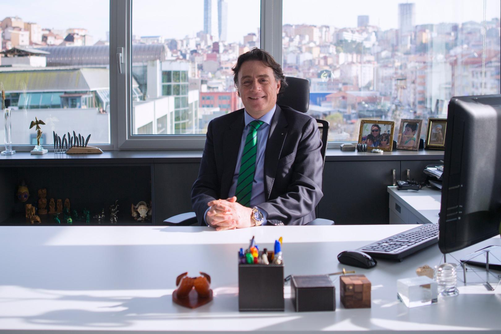 ISS Türkiye'nin yeni yıl hedefi yüzde 15 büyüme