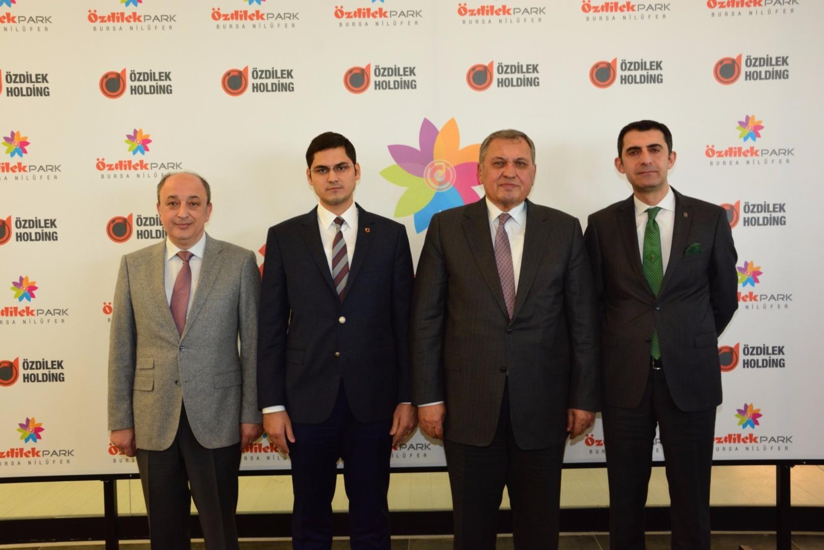 Özdilek'ten Bursa'ya 50 milyon dolarlık dev yatırım