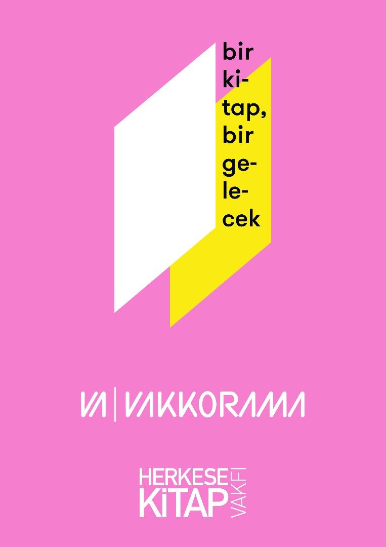 """Vakkorama'yla """"Bir Kitap, Bir Gelecek"""""""