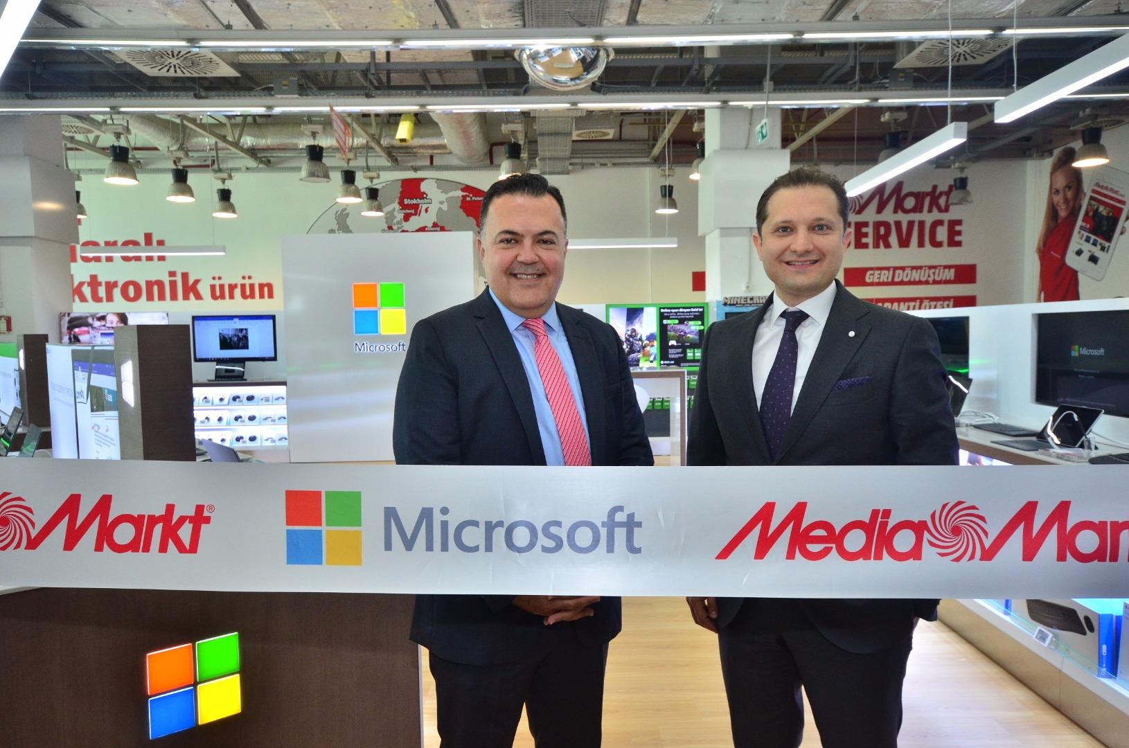 Microsoft artık KentPark AVM'de