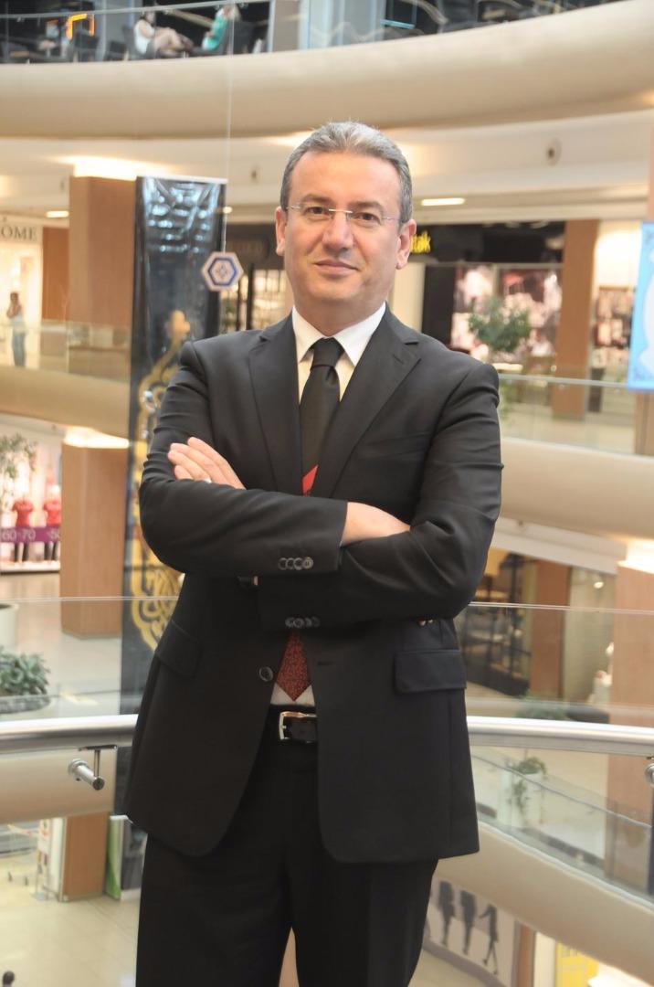 Bülent Arı A Plus AVM Genel Müdürü oldu!