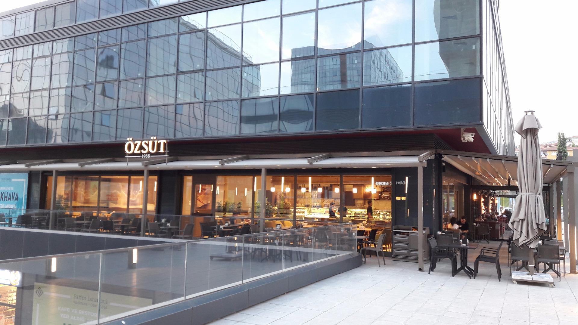 Ritim İstanbul'un yeni lezzeti Özsüt