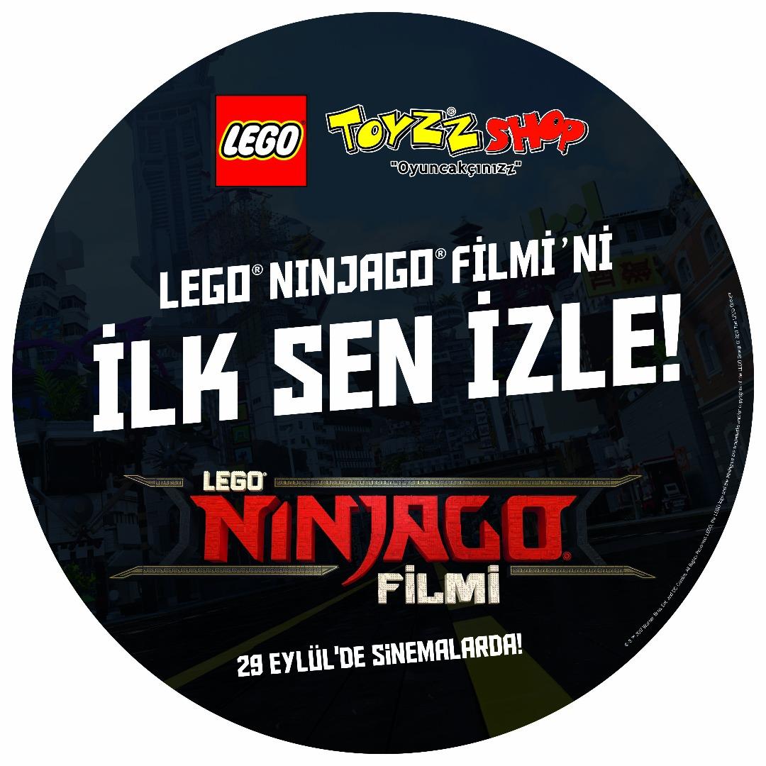 Toyzz Shop'tan Ninja hayranlarına müjde!