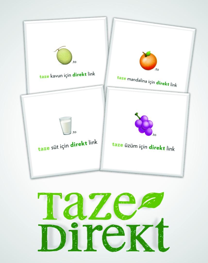 Türkiye'de bir ilk emojiyi yaz Tazedirekt'e bağlan!