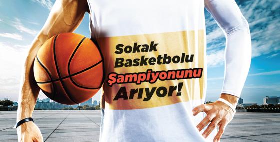 Sokak Basketbolu Turnuvası Plato'da Gerçekleşti