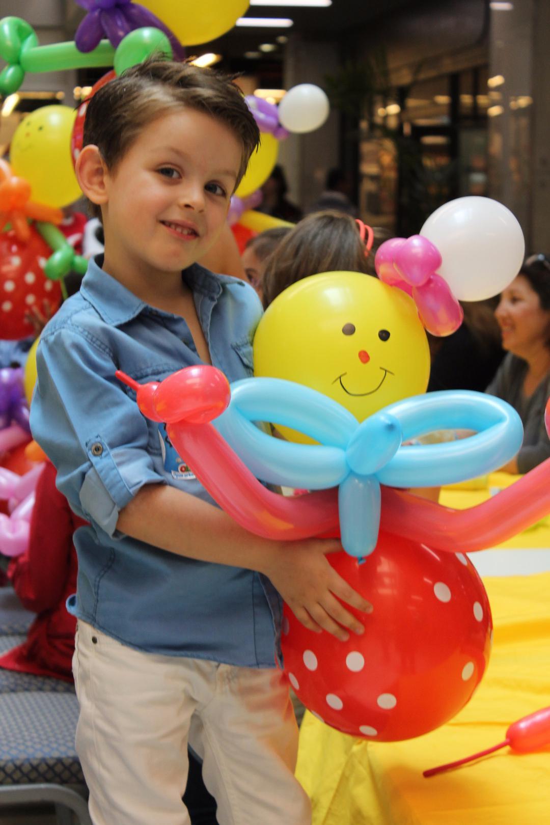 Çocuklar bu hafta sonunu İzmir Park'ta geçirecek