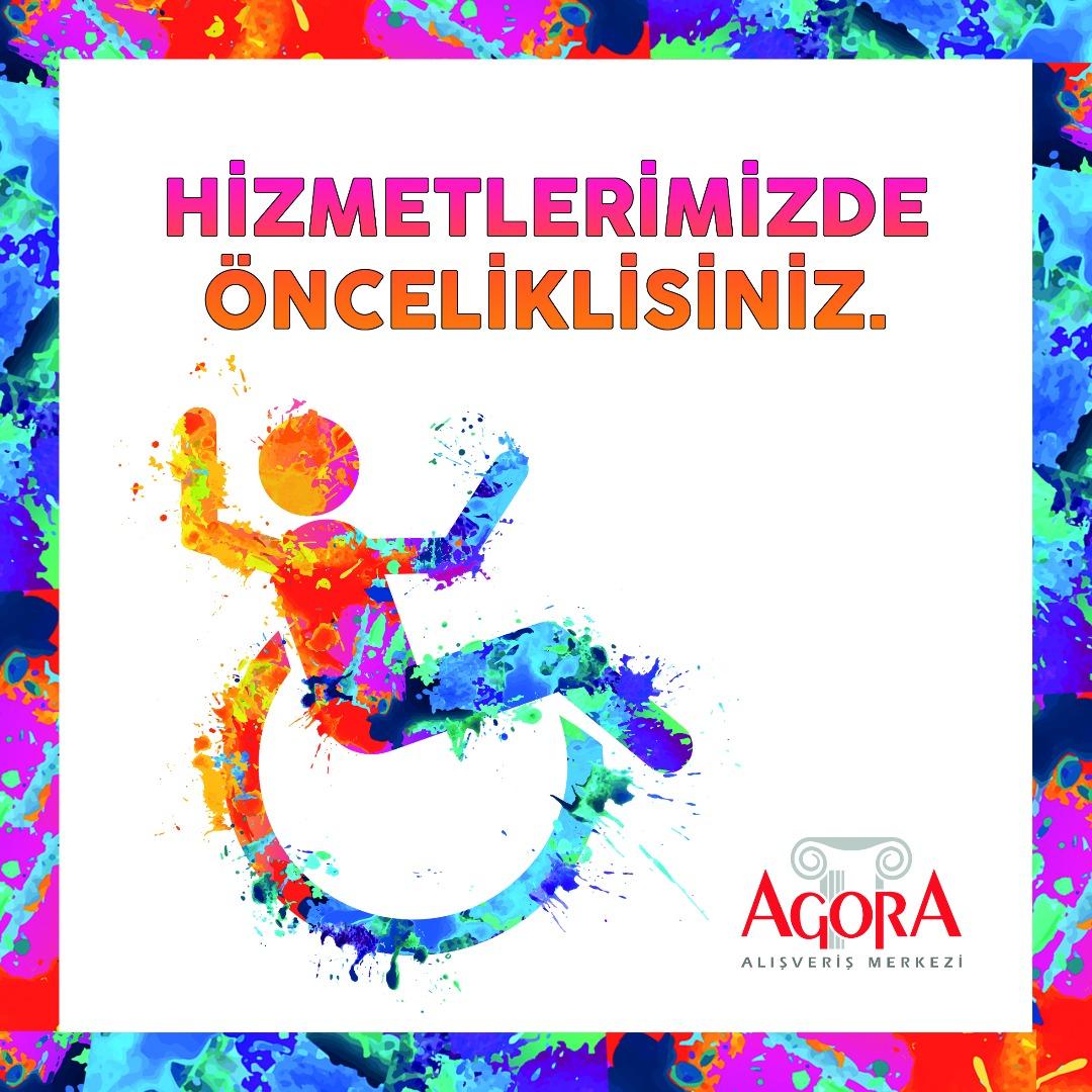 Agora'dan bir sosyal sorumluluk projesi daha