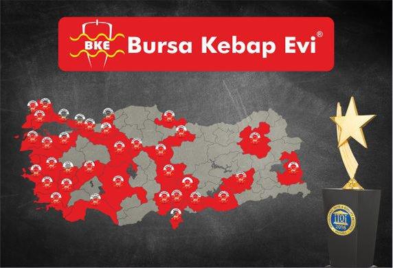 Bursa Kebap Evi, 7 yılda 25 kat büyüdü!