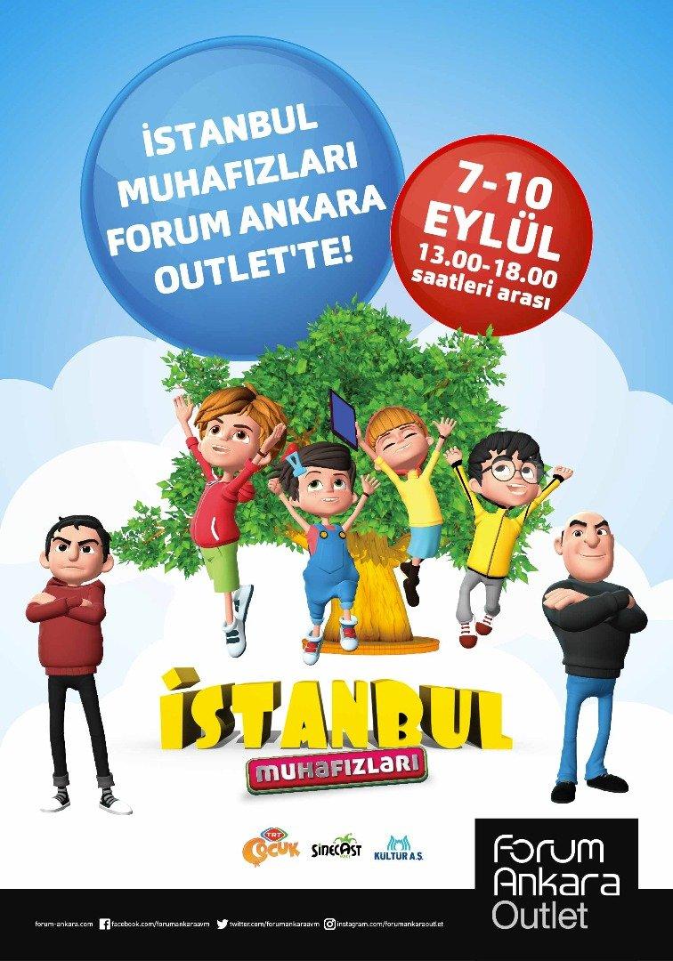 Forum Ankara İstanbul Muhafızları'nı ağırlayacak