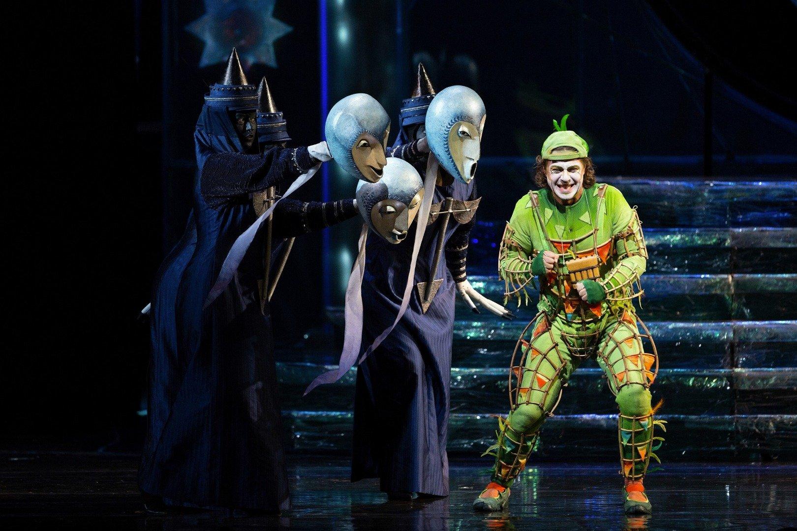 Metropolitan Opera İstanbul'da