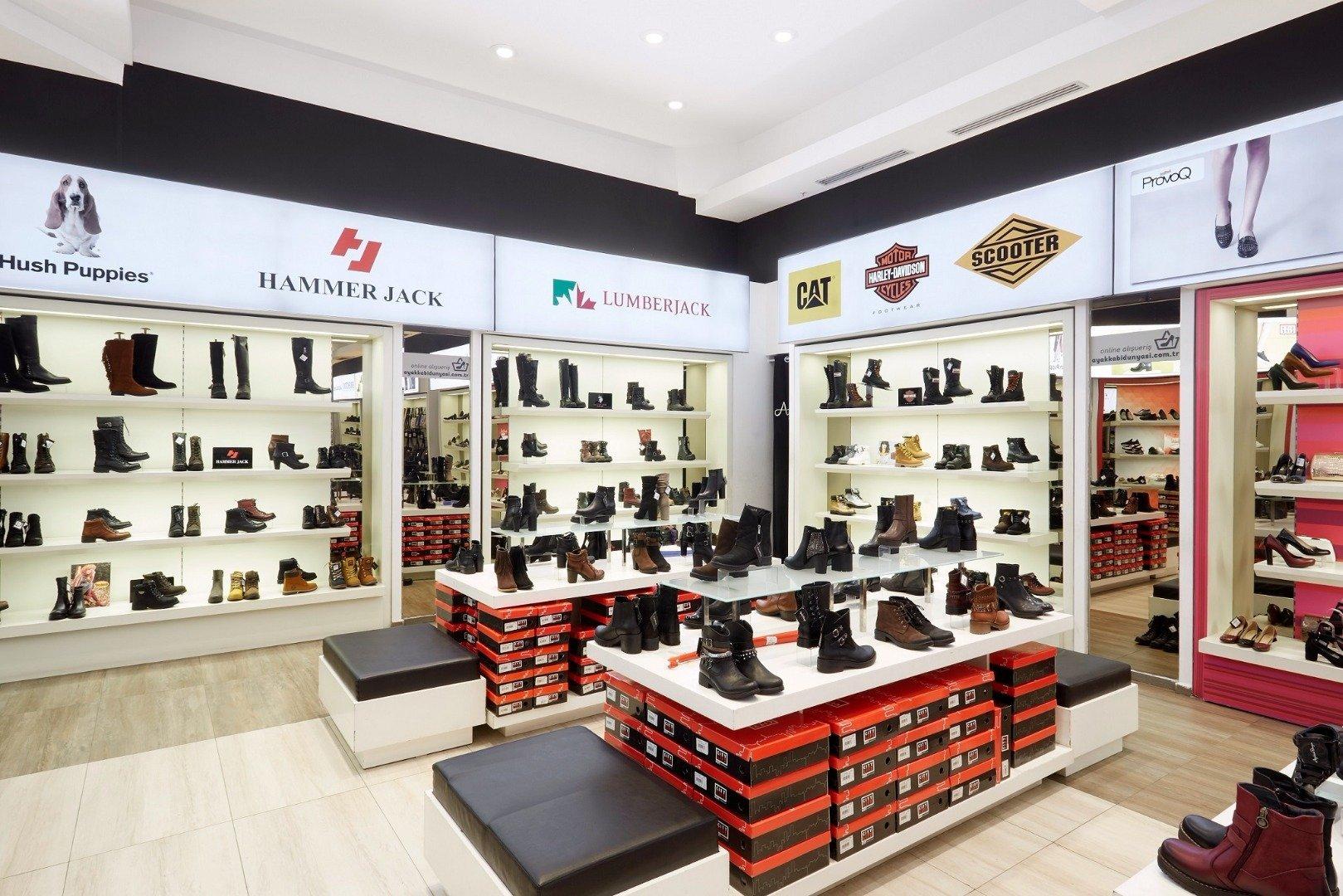 Ayakkabı Dünyası'nın 2020 ciro hedefi 637 milyon TL!
