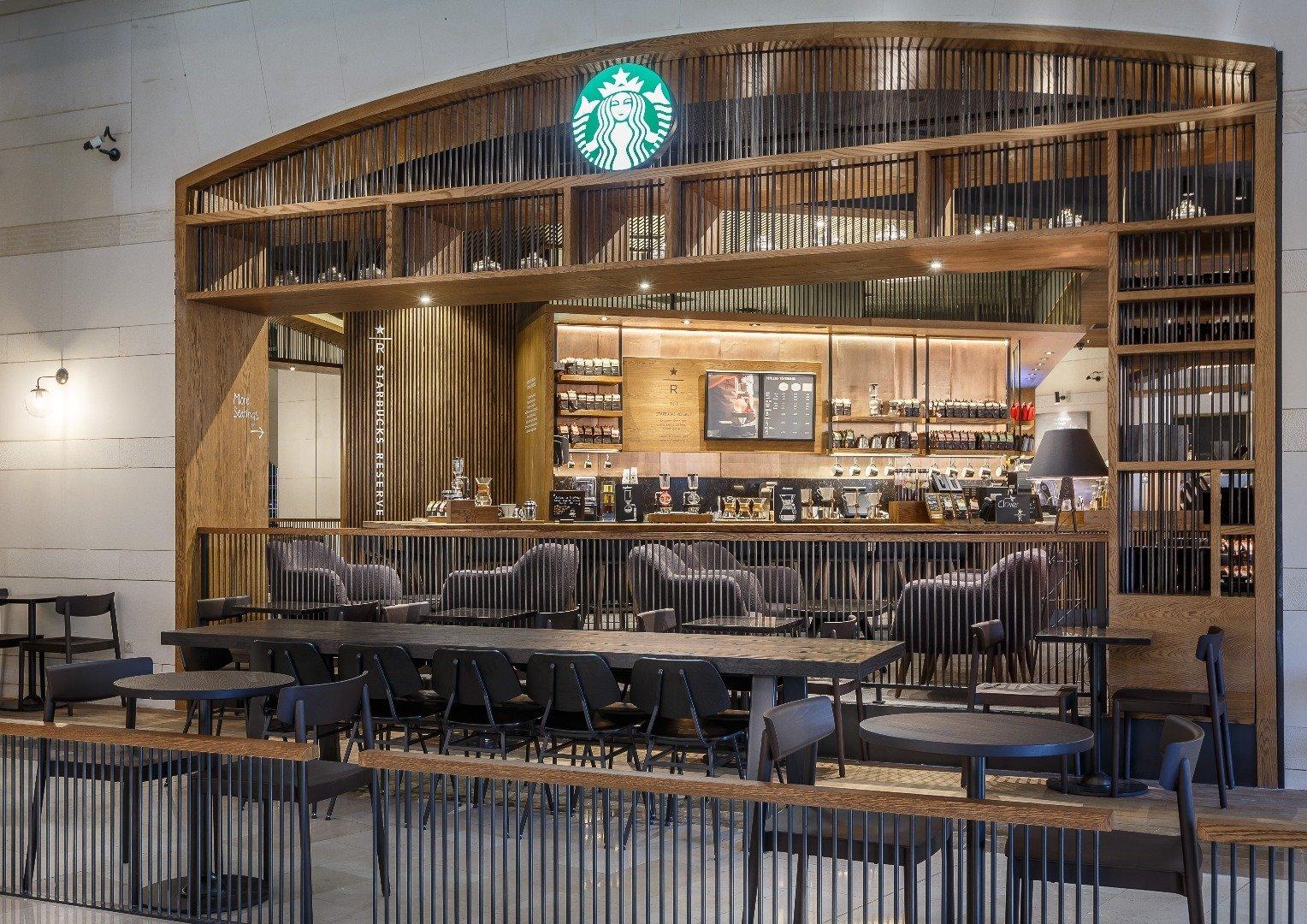 Starbucks Reserve deneyiminde yeni adres!
