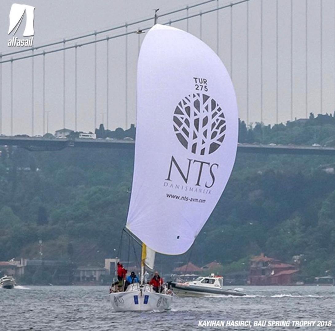 NTS maviliklere yelken açıyor!