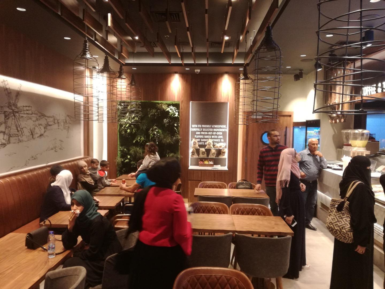 Simit Sarayı Ürdün'de büyümeye devam ediyor