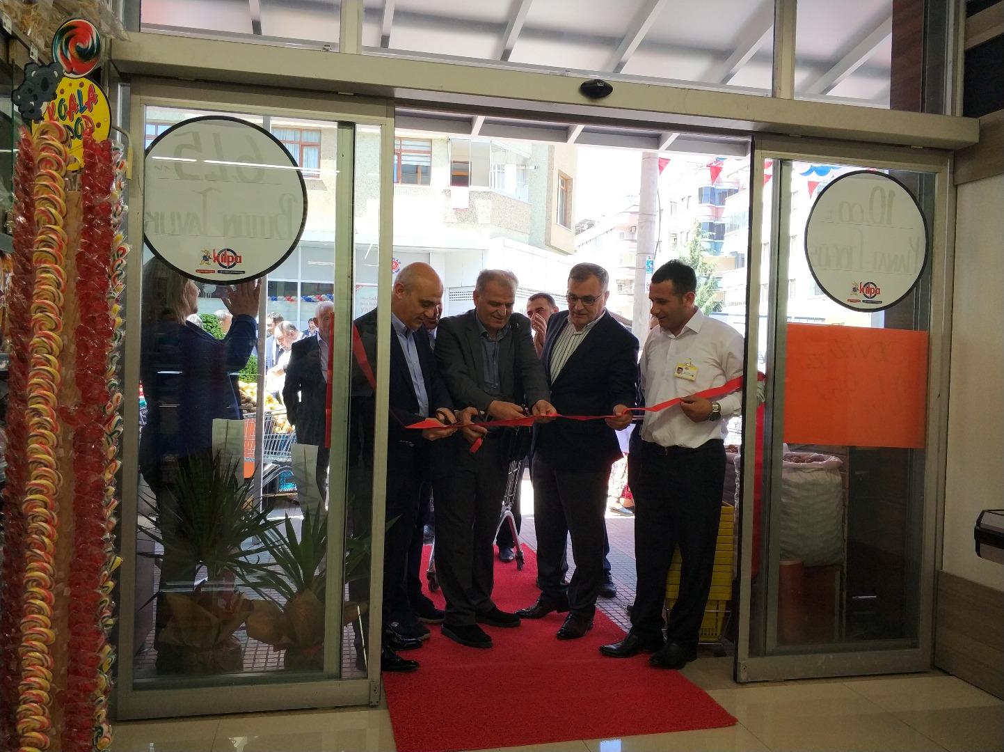 Kilpa Market 37'nci şubesini açtı