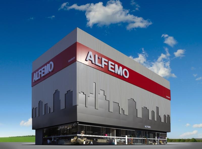 Alfemo 1 haftada 6 yeni mağaza açtı