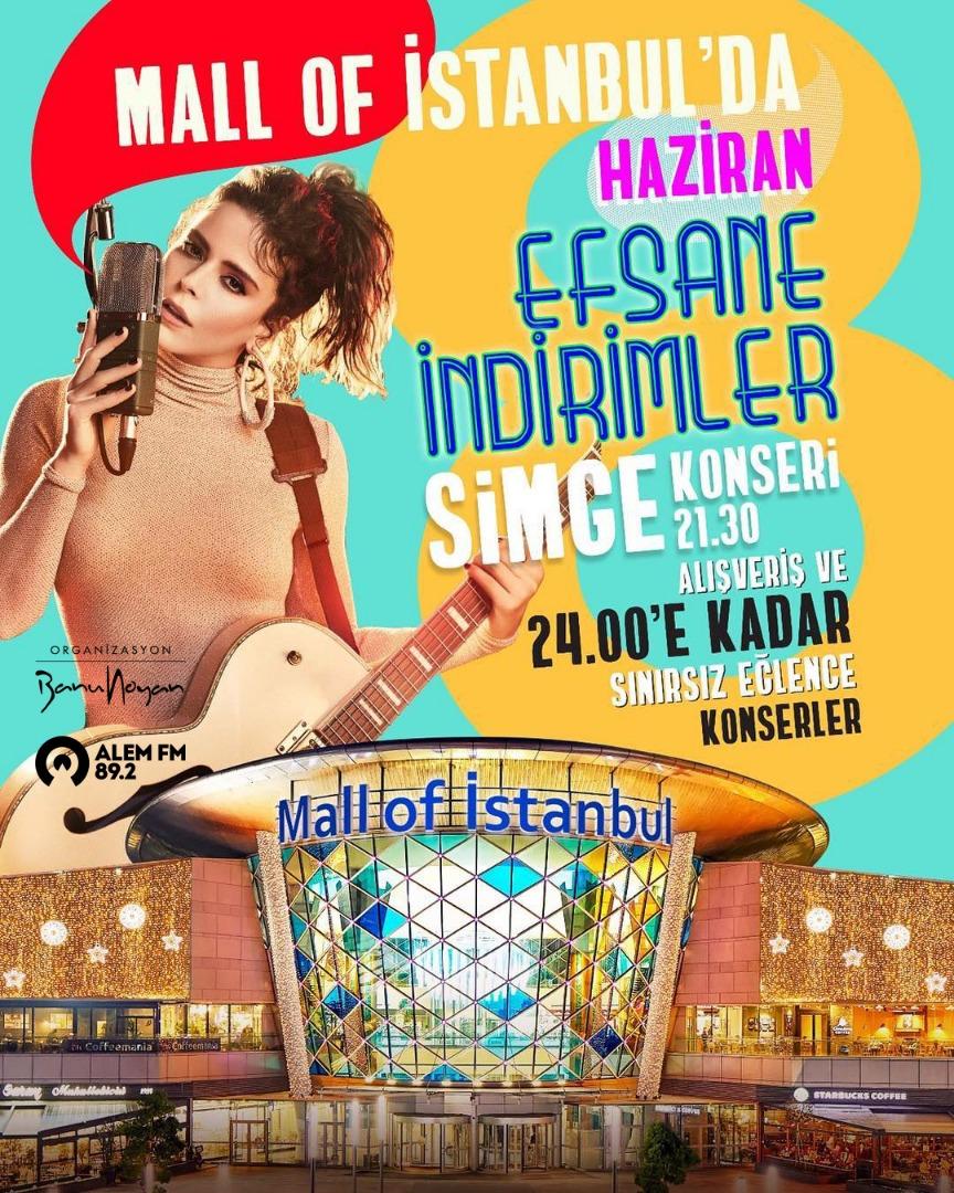 """Mall of İstanbul """"Efsane İndirim Günü""""nde hem eğlendirecek hem kazandıracak"""