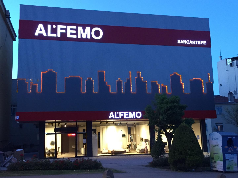 Alfemo mağaza açma hızını kesmiyor