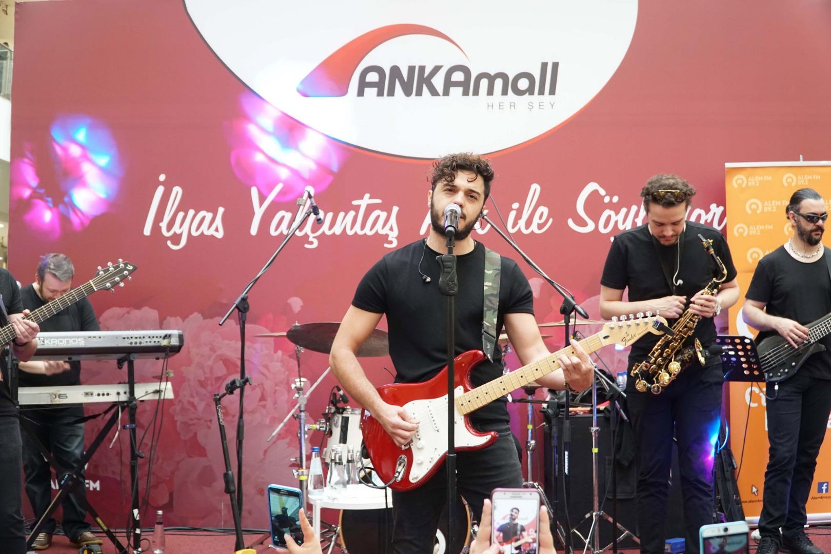 İlyas Yalçıntaş Ankaralılarla buluştu