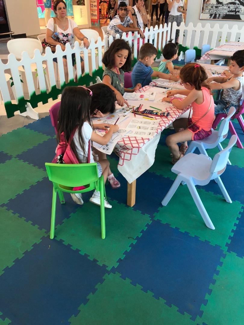 Agora'da Yaz Okulu Programı başladı