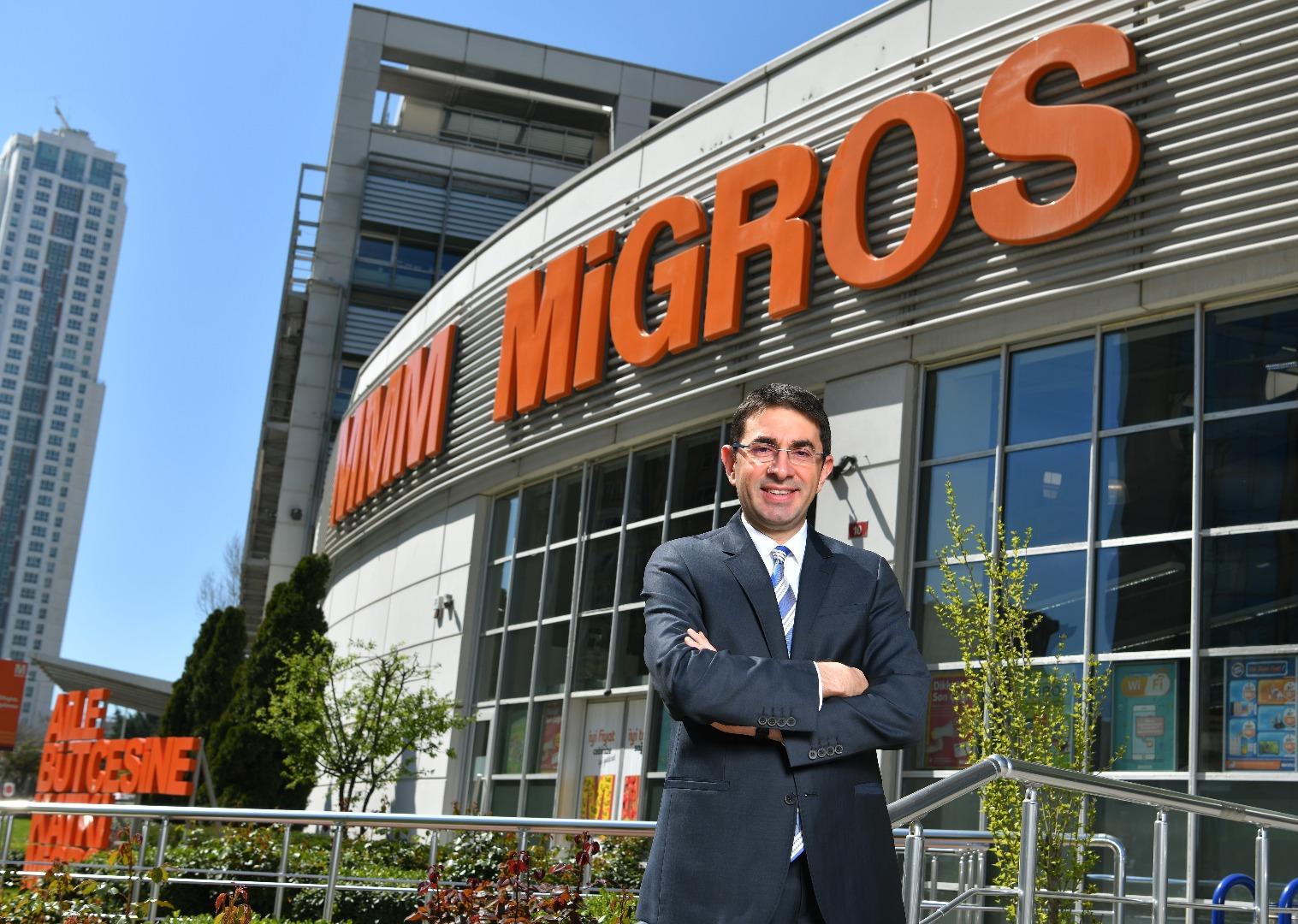 Migros 2018'i yüzde 15-18 bandında büyümeyle kapatacak