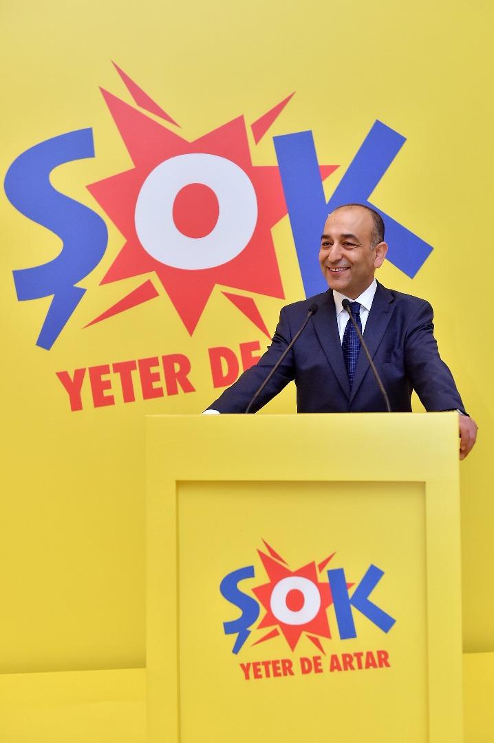 """Murat Ülker """"Şok""""un genel kurulunda konuştu"""