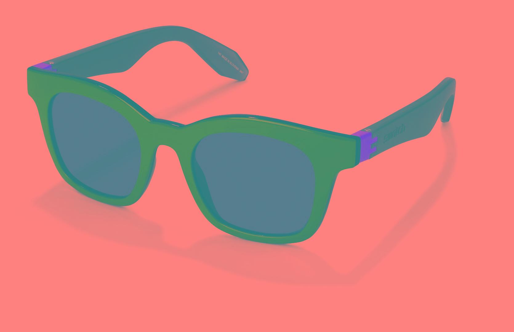 Swatch'un yeni gözlük koleksiyonu rafa çıktı