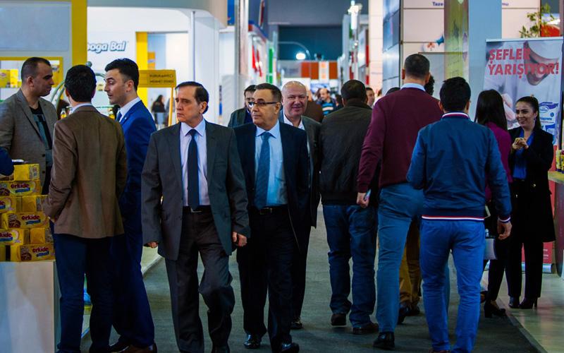 300 milyar liralık gıda sektörü CNR Food İstanbul'da buluşacak