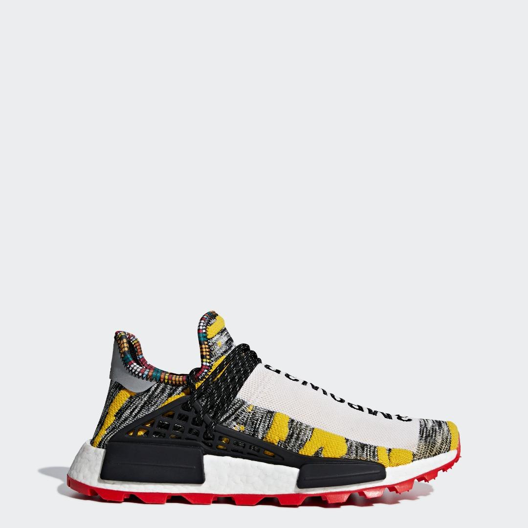 adidas'ın yeni koleksiyonun Pharrell Williams imzası