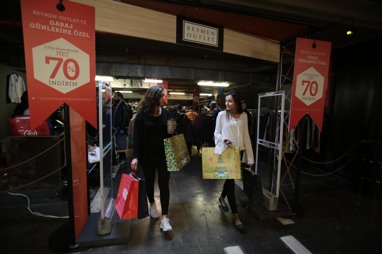Ünlü markalar uygun fiyatlarla İstanbul Optimum'da