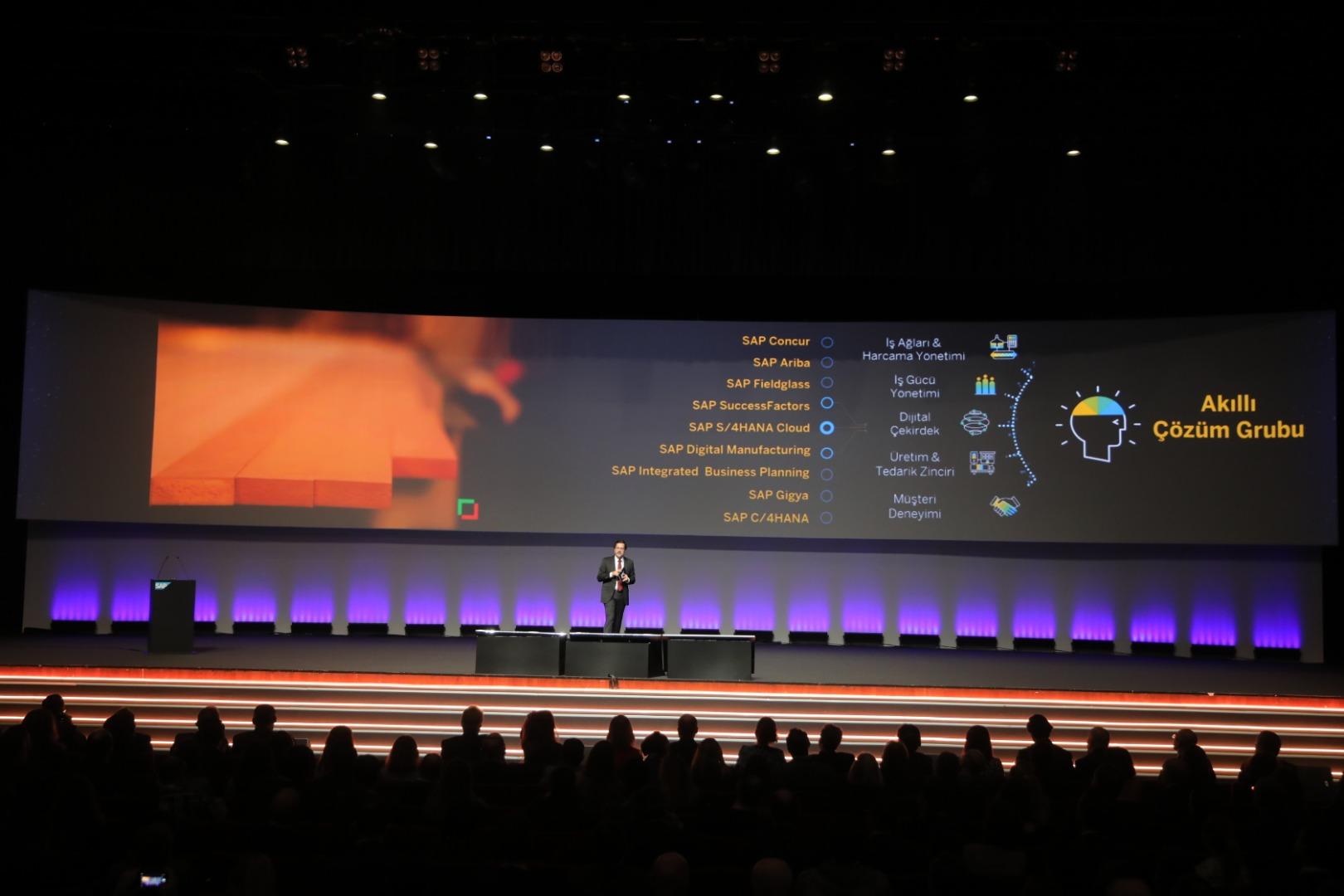 İş dünyası geleceğin teknolojilerini konuştu