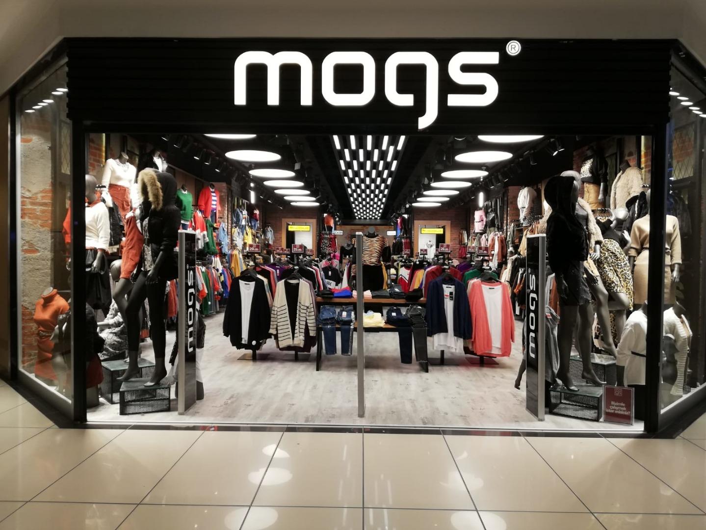 Mogs Fashion ile lüks ürünler orta gelirli ile buluştu