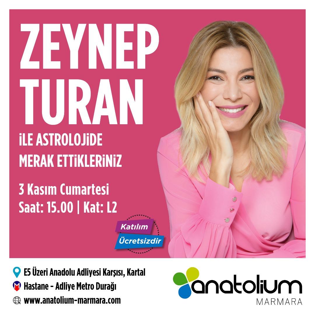Ünlü Astrolog Zeynep Turan'dan özel burç yorumları