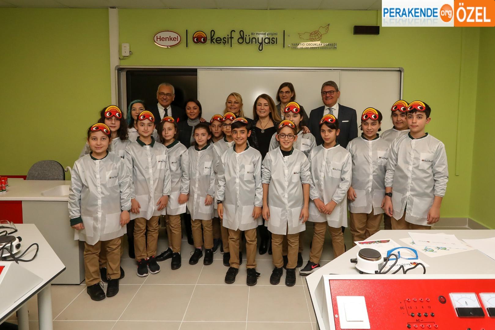 Çocuklar bilimi 'Keşif Dünyası' ile sevecek!