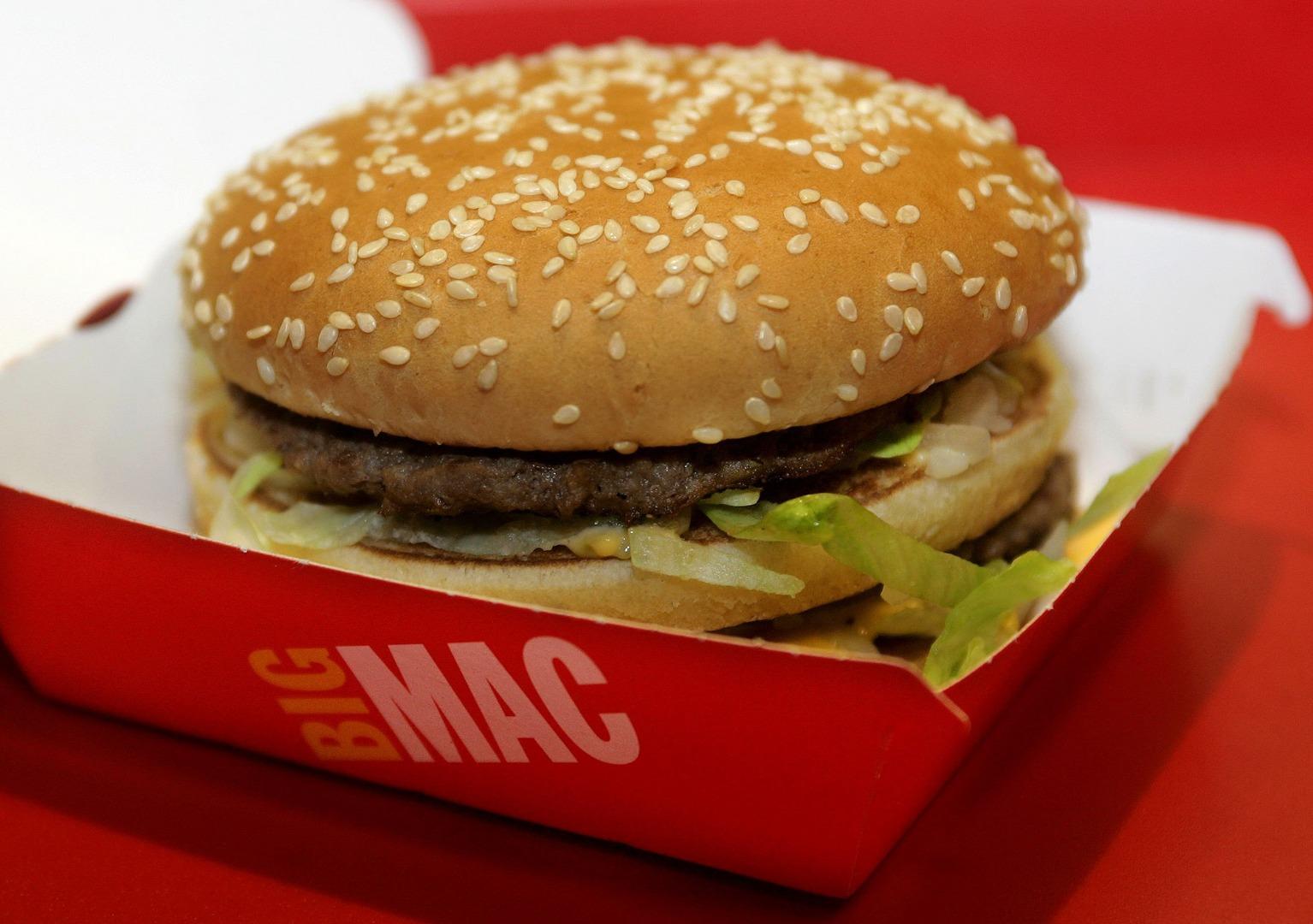 McDonald's artık Big Mac ismini kullanamayacak!