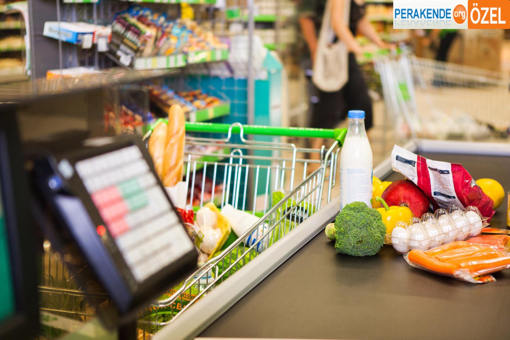 Organize perakende, pazarlar ve alışverişçiler
