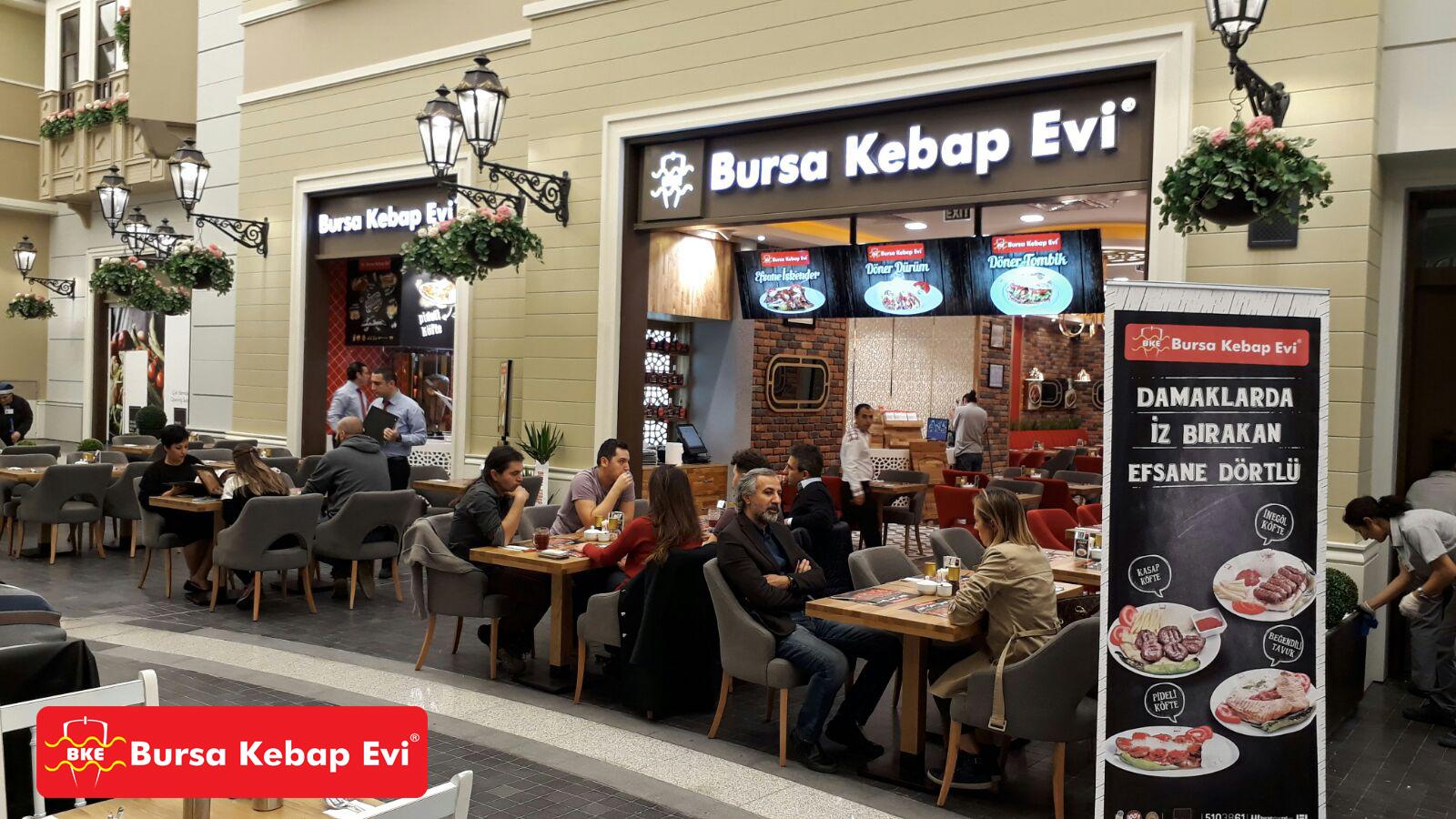 Bursa Kebap Evi Ortadoğu hedefi için imzaları attı!