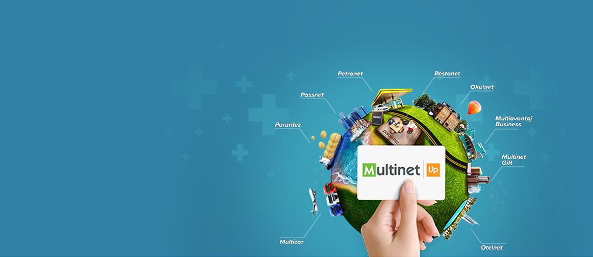 Multinet Up'ta önemli bayrak değişimi