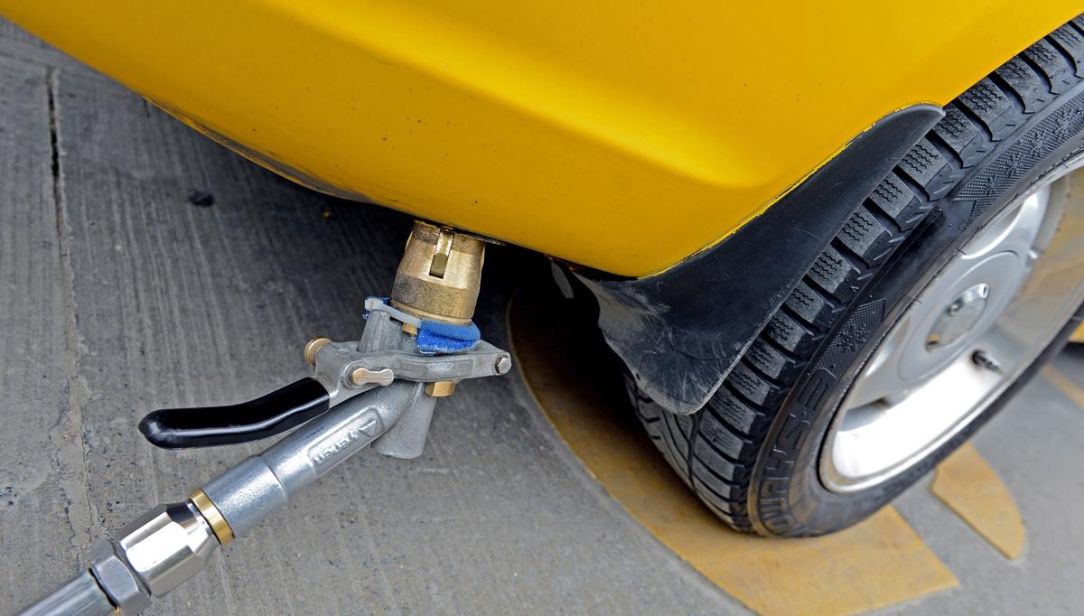 LPG'li araçlara AVM müjdesi!