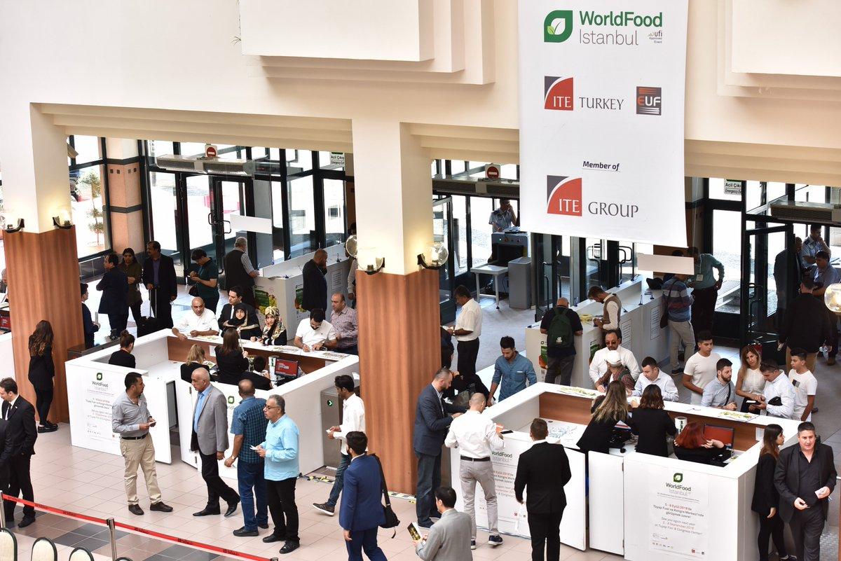 WorldFood İstanbul aldığı desteklerle büyüyor