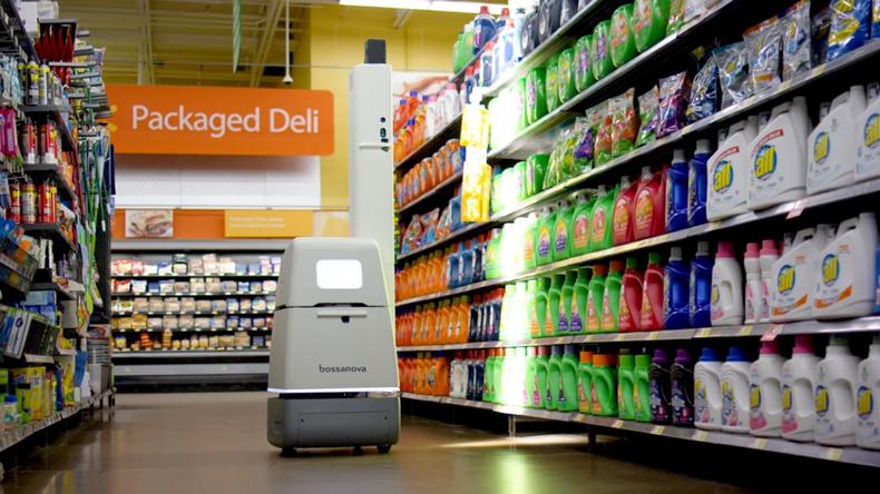 Walmart istihdam yatırımını robotlara yapacak!