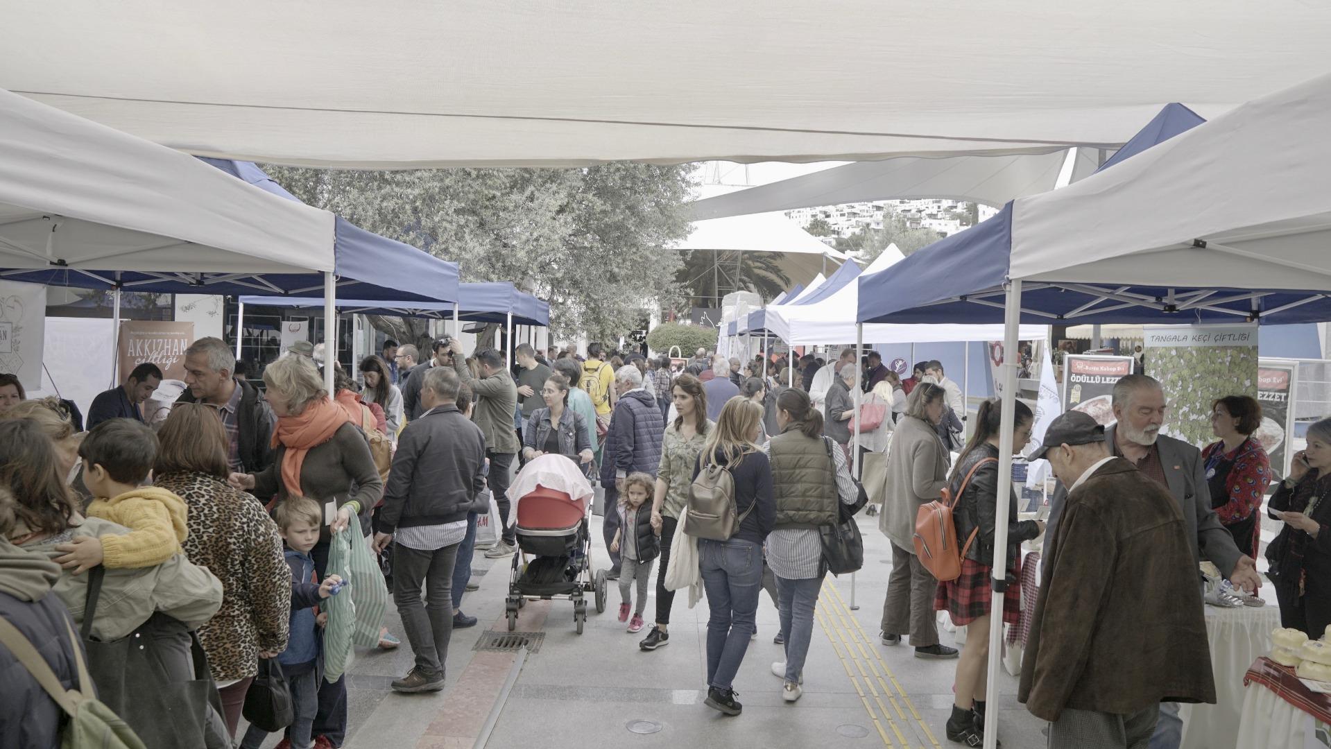 Oasis peynir festivaline ev sahipliği yaptı
