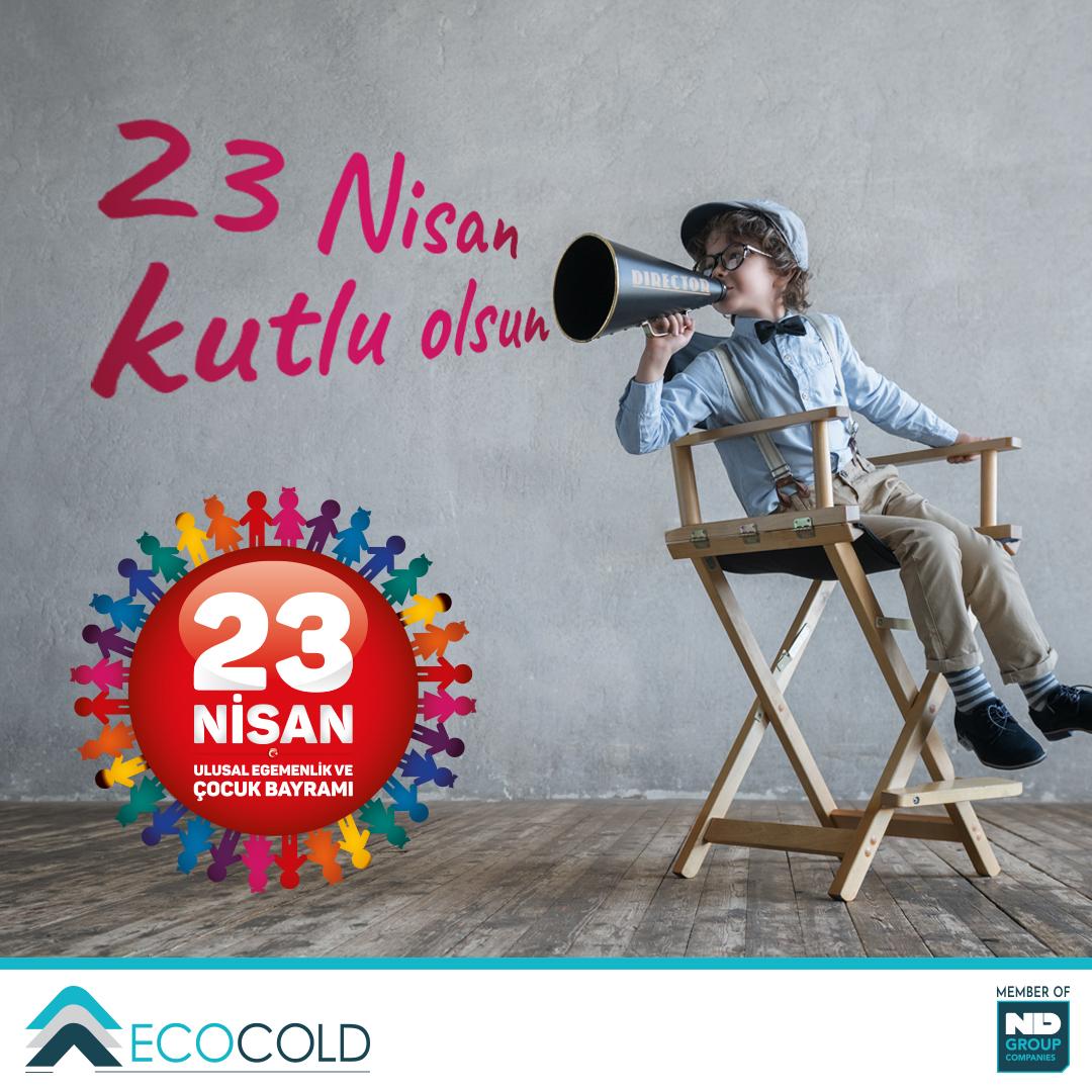 Ecocold'dan çocuklara 23 Nisan'da sinema keyfi
