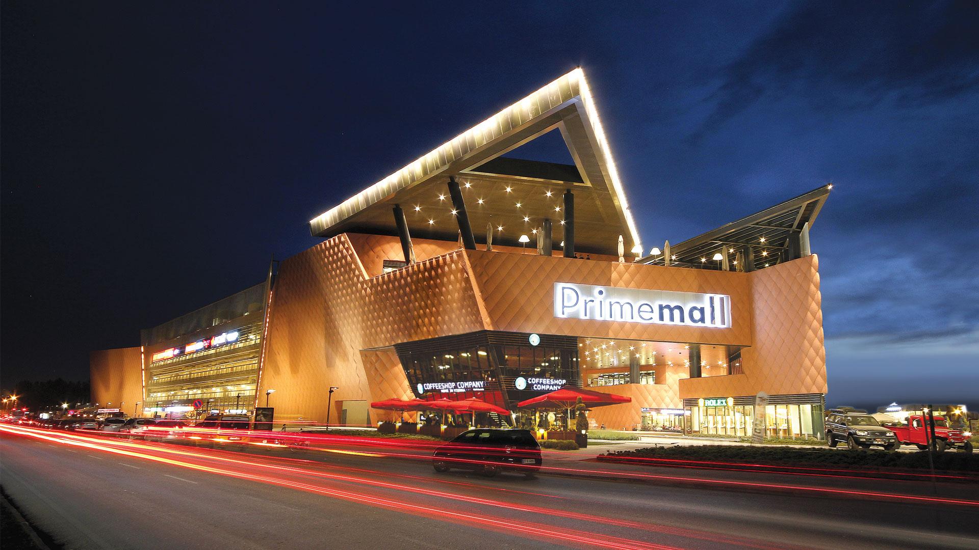Primemall Gaziantep'in marka zinciri genişliyor