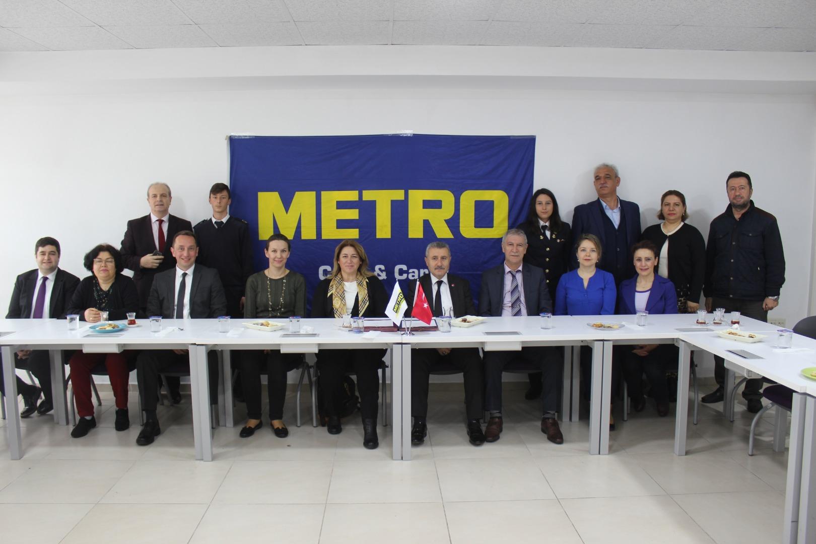 Metro Türkiye, geleceğe yatırım yapmaya devam ediyor