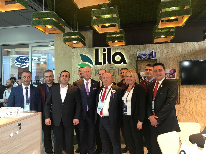 Lila Grup YZB için hazırlıklarını sürdürüyor