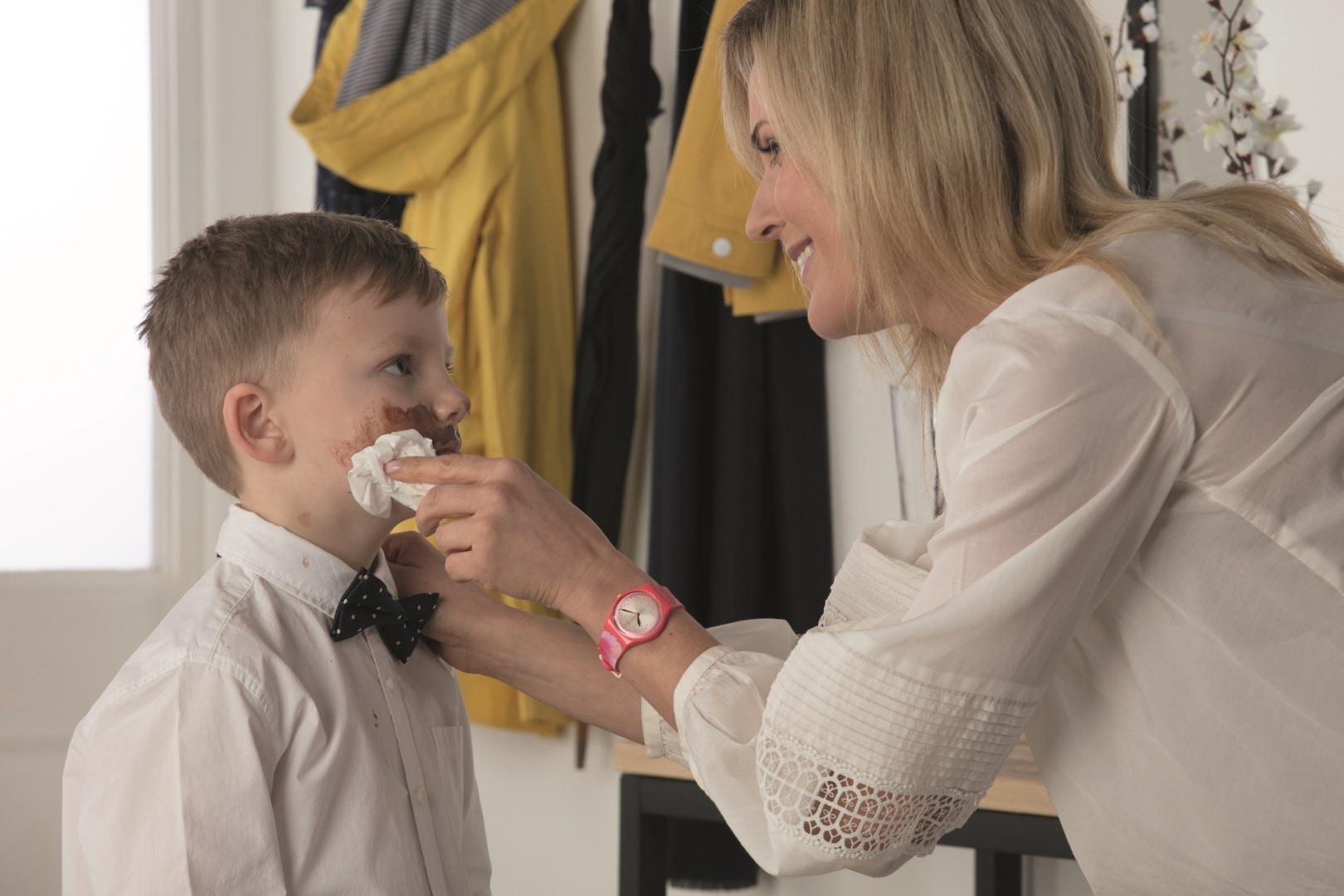 Swatch'tan Anneler Günü'ne özel tasarım