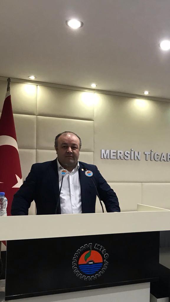 Çukurova PERDER Başkanlığı Faysal Tatlı'ya emanet