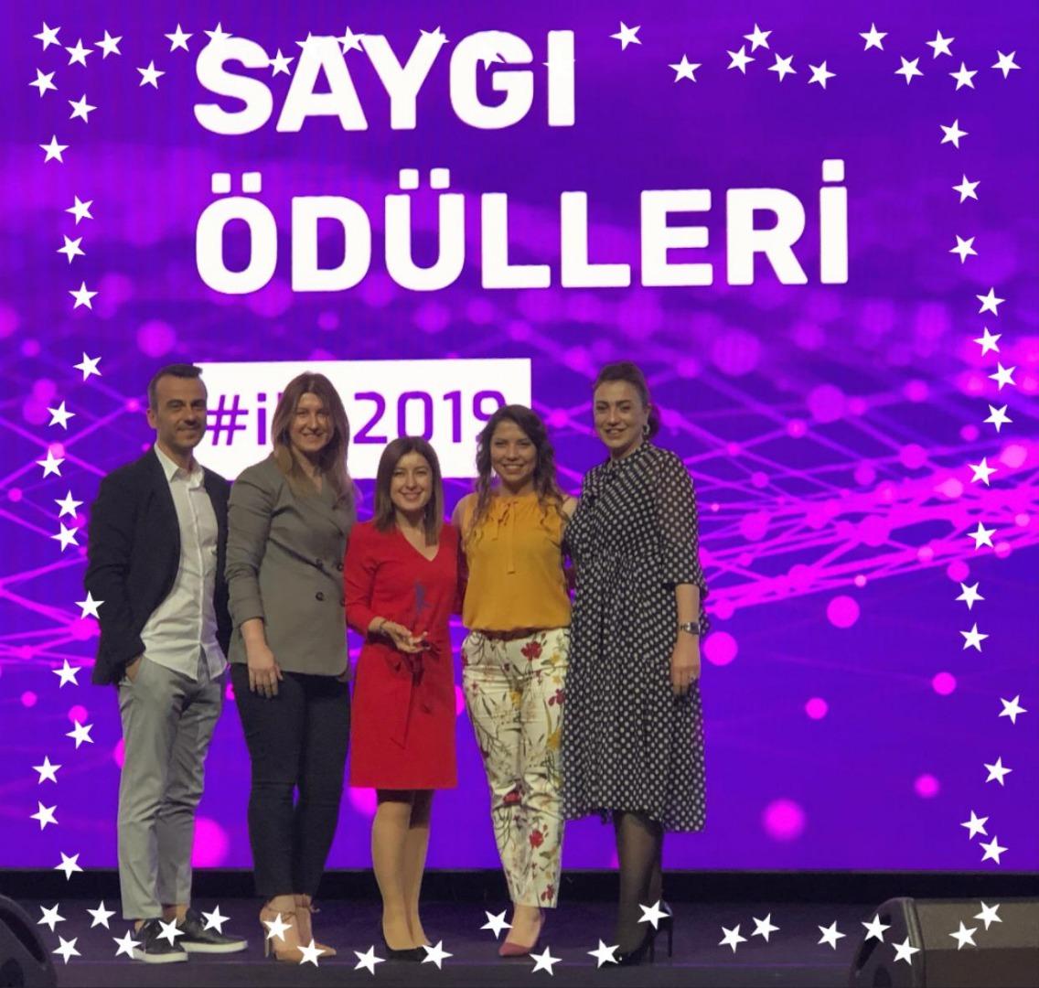 """Lila Group 7'nci kez """"İnsana Saygı Ödülü""""nün sahibi oldu"""