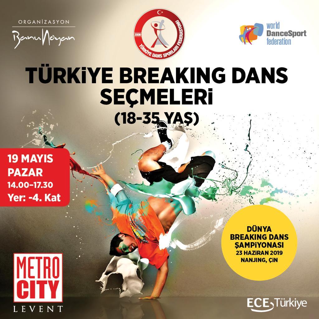 Metrocity AVM 19 Mayıs'ı gençlerin dans yarışmasıyla kutlayacak